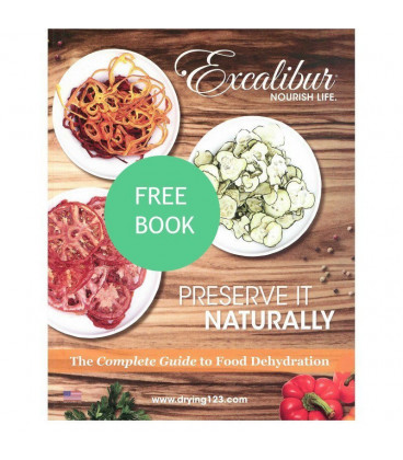 FREE BOOK! Preserve it Naturally IV