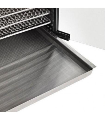 Excalibur 10 Tray Stainless Steel