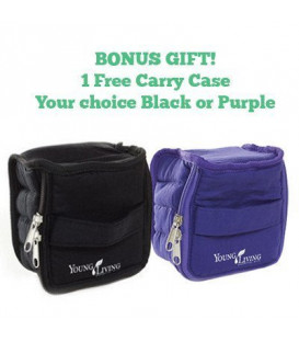 Bonus Gift - Essential Oil Padded Carry Case