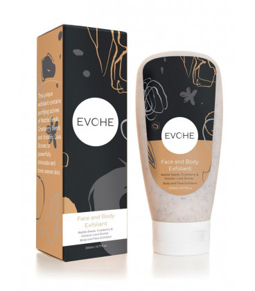 Evohe Face & Body EXFOLIATE