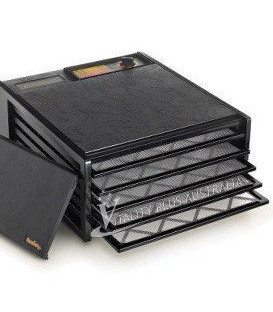 Excalibur 5 Tray Dehydrator NO TIMER Black