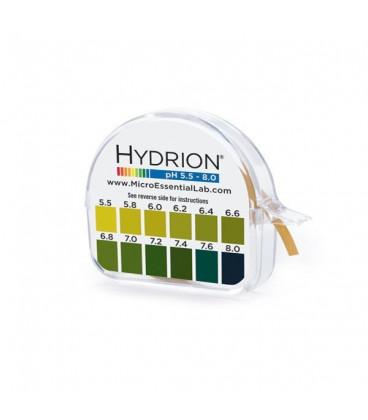 pH Litmus Test Strip Roll 5.5-8.0