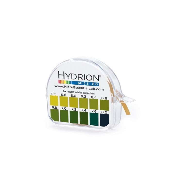 pH Litmus Paper Test Strip Roll 5 5 - 8 0