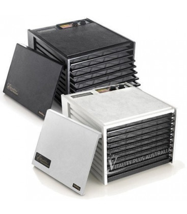 Excalibur 9 Tray Dehydrator Black with 26 Hr Timer