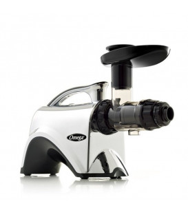Omega NC902 Masticating  Juicer - Chrome