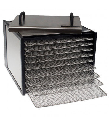 Excalibur 9 Tray Stainless Steel Dehydrator
