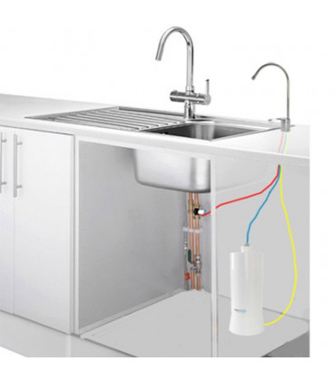 UltraStream and Undersink Kit Diagram