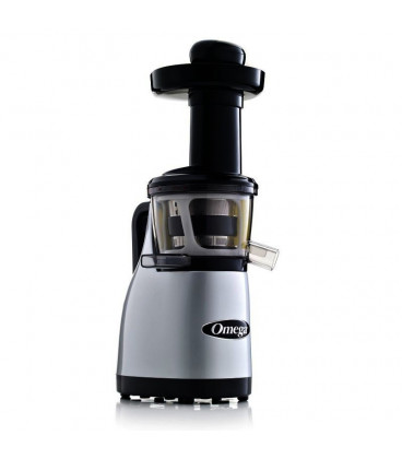 Omega Vrt350 Heavy Duty Slow Speed Juicer : Omega vRT372S Heavy Duty Dual-Stage vertical Low Speed Juicer