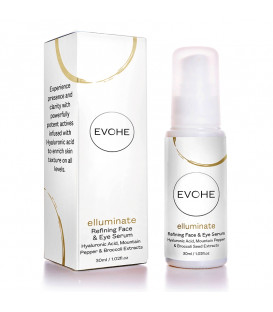 Evohe Refining Face and Eye Serum 30ml
