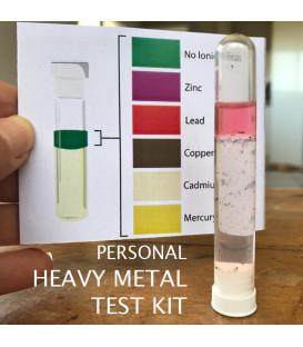 Heavy Metal Test Kit