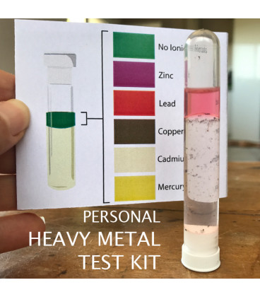 Heavy Metal Test Kit