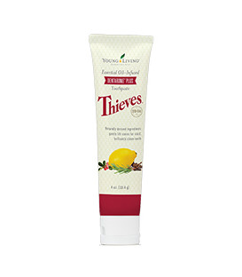 Young Living Thieves Dentarome Plus Toothpaste
