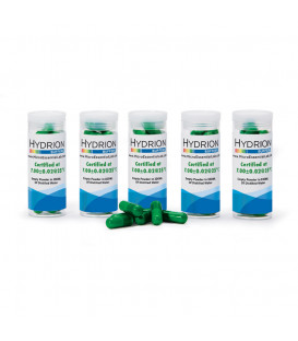 pH7 Hydrion Buffer Capsules x 50