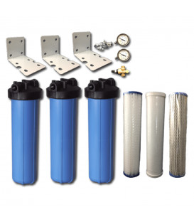 Whole House Optimal Safe Water System