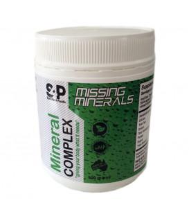 Missing Minerals