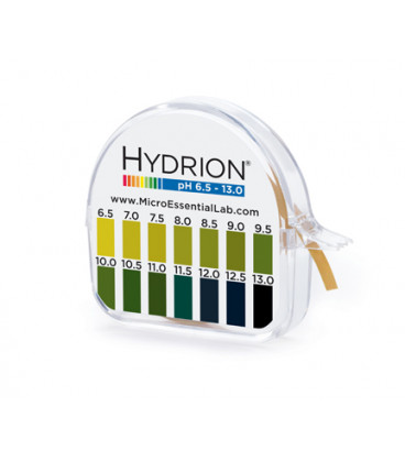 pH Litmus Roll 6.5 - 13.0
