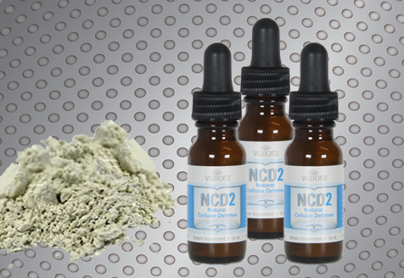 Comparing Powdered Zeolite & NCD Activated Liquid Zeolite