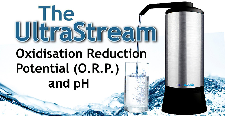 UltraStream Water Filter – Measuring pH & ORP
