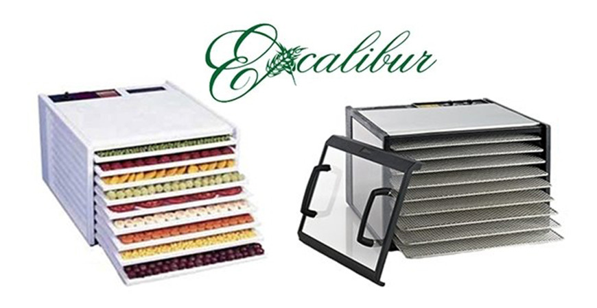 Why The Excalibur Food Dehydrator