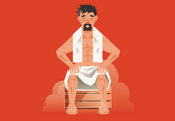Free Your Body – It's Sauna Time