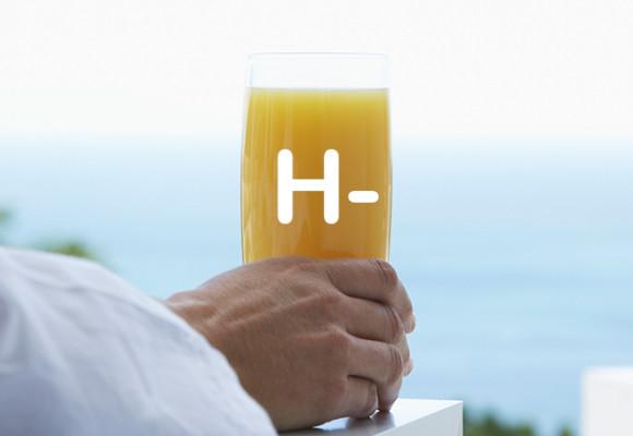 Hydrogen – The Missing Link